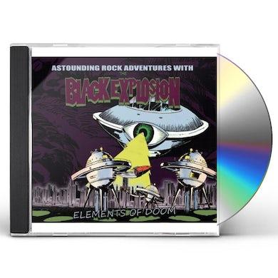 ELEMENTS OF DOOM CD