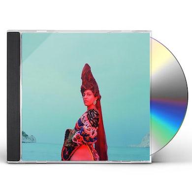 LAFAWNDAH Ancestor Boy CD