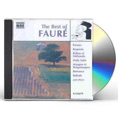 BEST OF FAURE CD