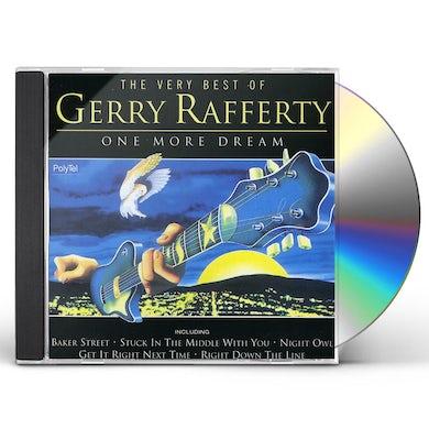 Gerry Rafferty ONE MORE DREAM: VERY BEST OF CD