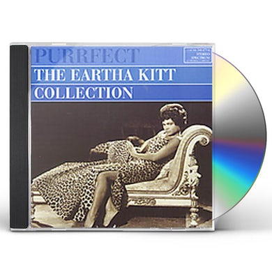 PURRFECT: EARTHA KITT COLLECTION CD