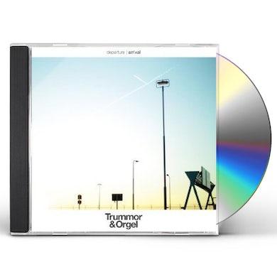Trummor & Orgel DEPARTURE / ARRIVAL CD