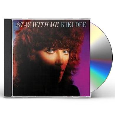 KIKI DEE & STAY WITH ME CD