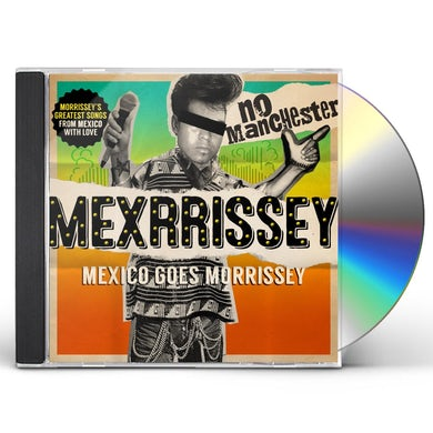 NO MANCHESTER CD