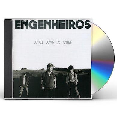 Engenheiros do Hawaii LONGE DEMAIS DAS CAPITAIS CD