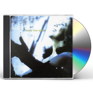 Gal Costa CANTA TOM JOBIM CD