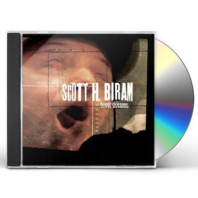 Scott H Biram FEVER DREAMS CD