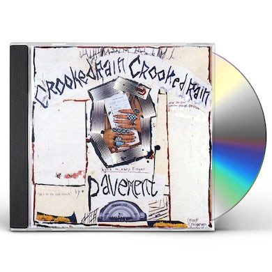 Pavement CROOKED RAIN CROOKED RAIN CD