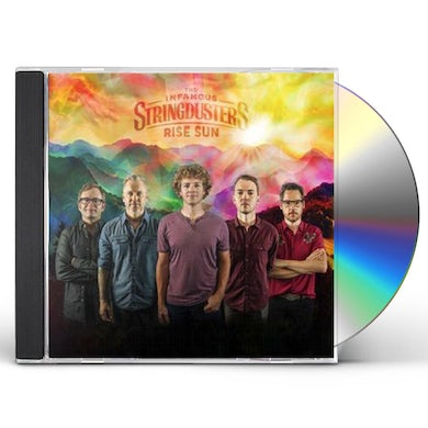 The Infamous Stringdusters RISE SUN CD