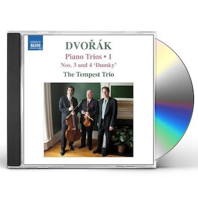 Dvorak PIANO TRIOS 3 & 4 DUMKY CD