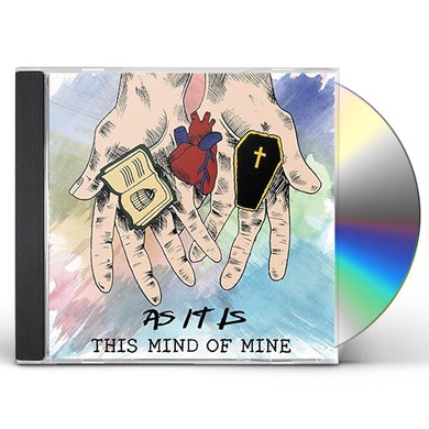 As It Is THIS MIND OF MINE CD