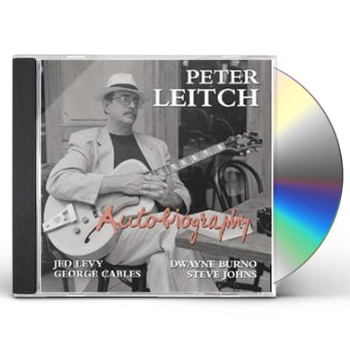 Peter Leitch AUTOBIOGRAPHY CD