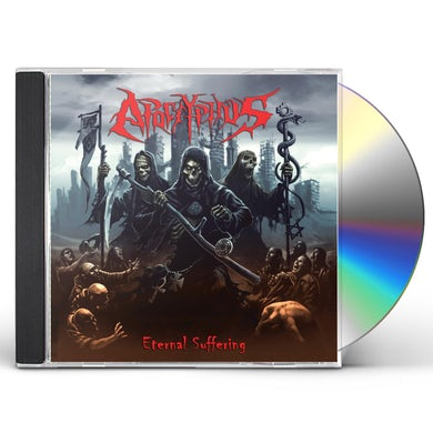 Eternal Suffering Apocryphus CD