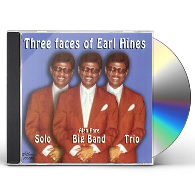THREE FACES OF EARL HINES CD
