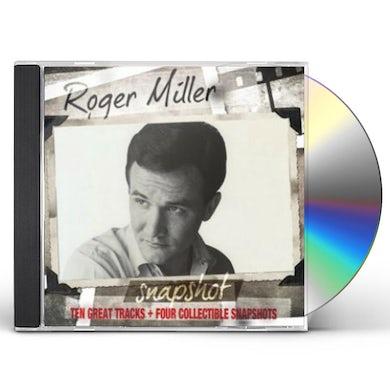 SNAPSHOT: ROGER MILLER CD