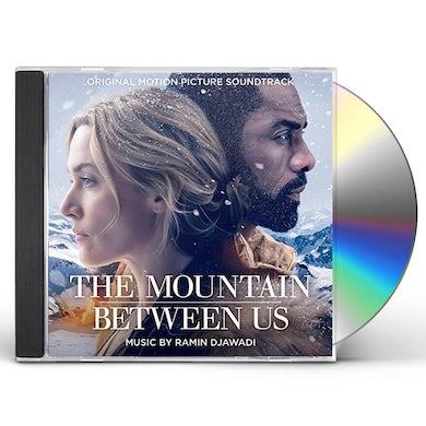 RAMIN DJAWADI MOUNTAIN BETWEEN US - Original Soundtrack CD