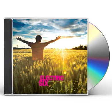 Electric Six ZODIAC CD