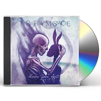 The Birthday Massacre UNDER YOUR SPELL CD