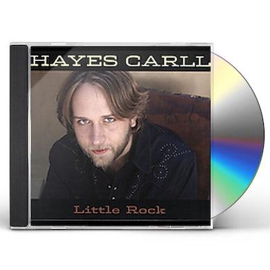 Hayes Carll LITTLE ROCK CD
