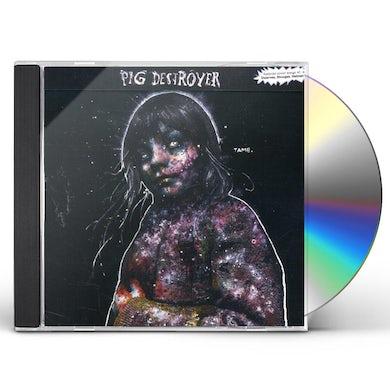 Pig Destroyer SPLITS COLLECTION CD