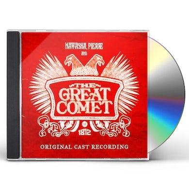 Natasha, Pierre and the Great Comet of 1812 [Original Cast Recording] CD