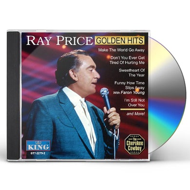 Ray Price GOLDEN HITS CD