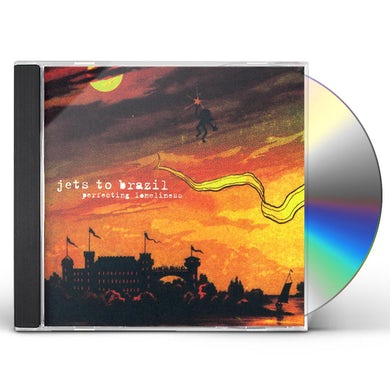 Jets to Brazil PERFECTING LONELINESS CD