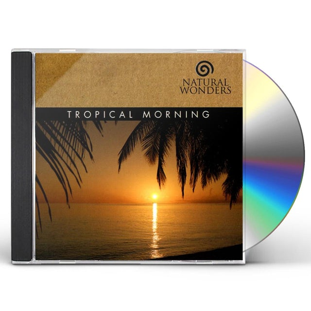 David Arkenstone TROPICAL MORNING CD