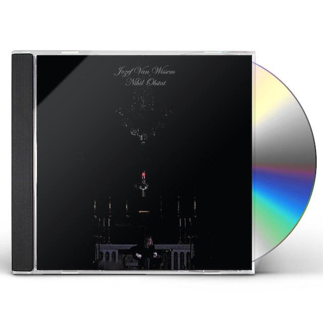 Jozef Van Wissem NIHIL OBSTAT CD