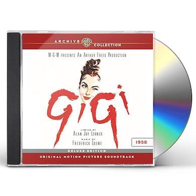 Gigi / O.S.T. CD - Deluxe Edition