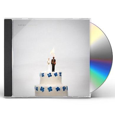 Sleep On It OVEREXPOSED CD