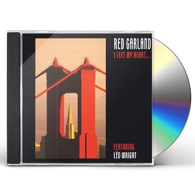 Red Garland I LEFT MY HEART CD