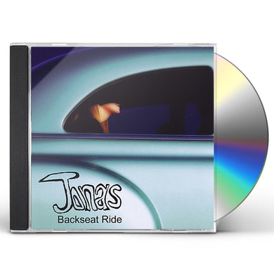 Jonas BACKSEAT RIDE CD