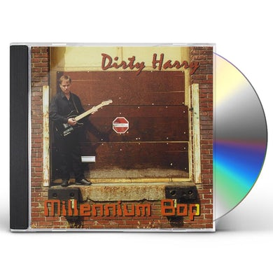 Dirty Harry MILLENNIUM BOP CD