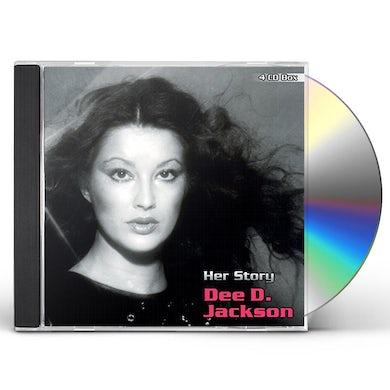 Dee D. Jackson HER STORY CD