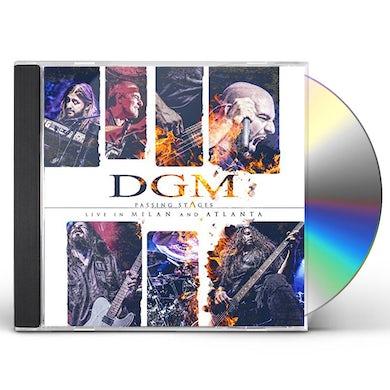 DGM PASSING STAGES: LIVE IN MILAN & ATLANTA CD
