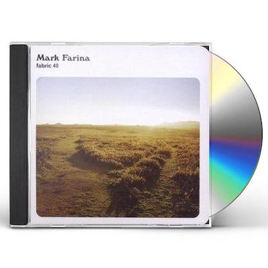 Mark Farina FABRIC 40 CD