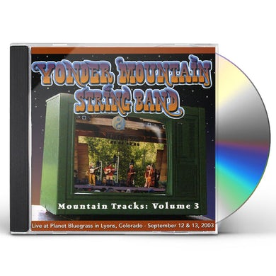 Yonder Mountain String Band MOUNTAIN TRACKS 3 CD