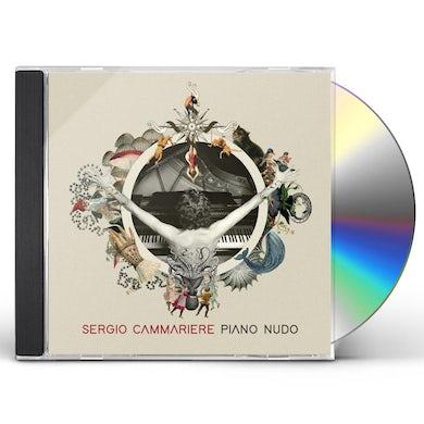 Sergio Cammariere PIANO NUDO CD