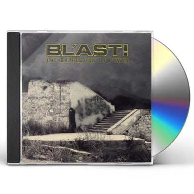 Bl'Ast EXPRESSION OF POWER CD