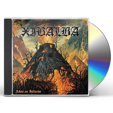 Xibalba ANOS EN INFIERNO CD