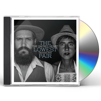 Lowest Pair SACRED HEART SESSIONS CD