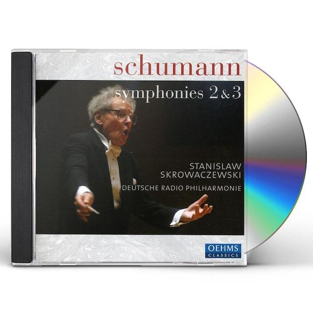 Schumann SYMPHONIES NO 2 & 3 CD