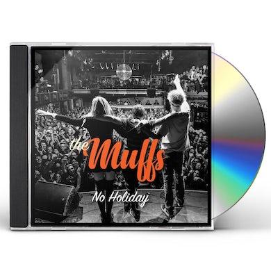 Muffs NO HOLIDAY CD