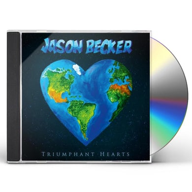 Jason Becker TRIUMPHANT HEARTS CD