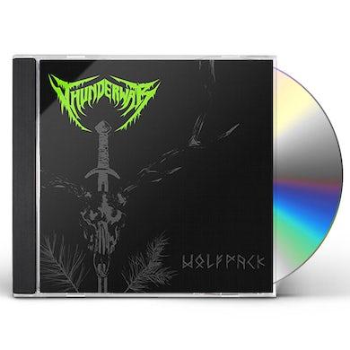 Thunderwar WOLFPACK CD