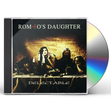 Romeo's Daughter DELECTABLE CD