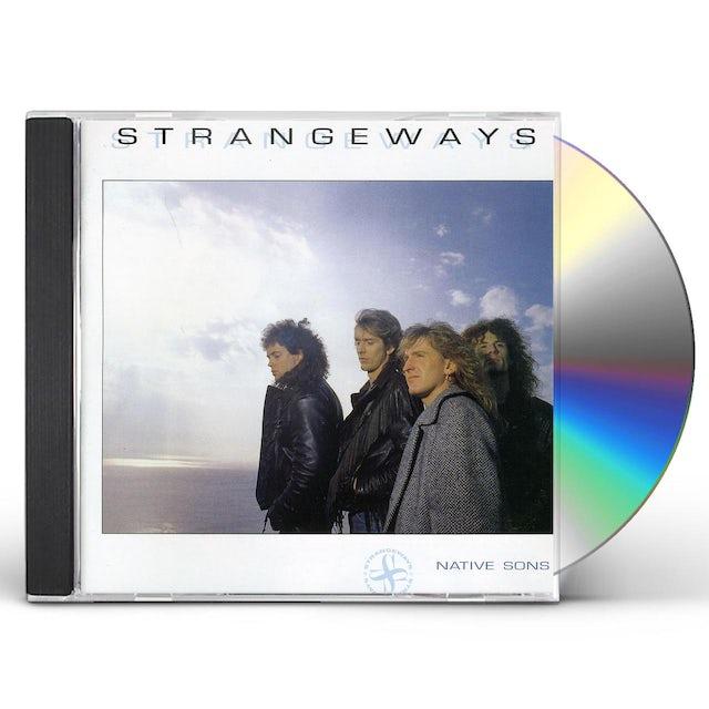 Strangeways NATIVE SONS CD