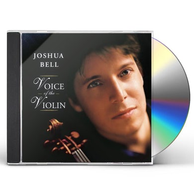 Joshua Bell VOICE OF THE VIOLIN CD