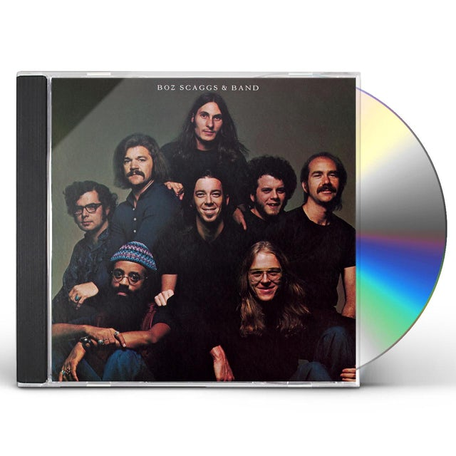 Boz Scaggs BAND CD